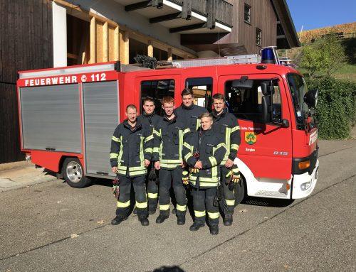 Maschinistenlehrgang in Weinstadt