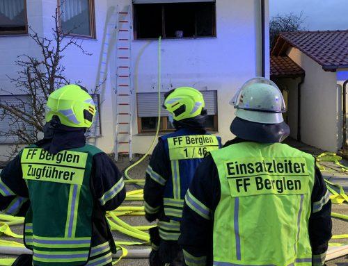 Einsatz 007/2021 – Zimmerbrand in Öschelbronn