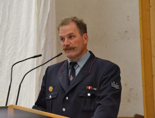 Hauptversammlung der Feuerwehr Berglen am Freitag, 15.10.2021
